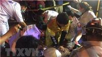 Vụ cháy chung cư Thái Lan: Các nạn nhân người Việt bắt đầu xuất viện