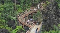 Ninh Bình đôn đốc tháo dỡ công trình xây dựng trái phép khu vực Tràng An cổ