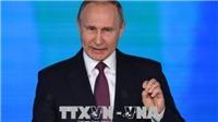Tổng thống Nga Putin bất ngờ sa thải 11 tướng chưa rõ lý do
