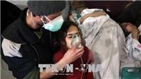 HĐBA LHQ họp khẩn về cáo buộc sử dụng vũ khí hóa học tại Syria