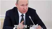 Syria bị không kích, Tổng thống Nga Putin chỉ trích 'hành vi thù địch'