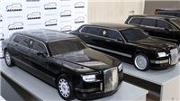 Vượt qua các bài kiểm tra, siêu xe mới chở Tổng thống Nga Putin đã sẵn sàng