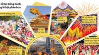 'Huyền thoại những cây cầu' và những điểm hấp dẫn nhất Lễ hội pháo hoa quốc tế Đà Nẵng