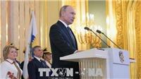 Sắc lệnh của Tổng thống Putin: 6 năm tới Nga phải trong top 5 nước có nền kinh tế lớn nhất thế giới