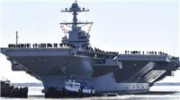 Siêu tàu sân bay lớn nhất thế giới của Mỹ chết máy sau 2 ngày bị tàu Nga bám đuổi?