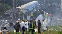 Máy bay Cuba rơi nát vụn khi vừa cất cánh, 104 người thiệt mạng