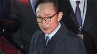 Cựu Tổng thống Hàn Quốc Lee Myung-bak chính thức hầu tòa