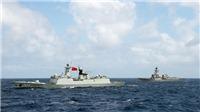 Mỹ rút lại lời mời Trung Quốc tham gia tập trận hải quân Vành đai Thái Bình Dương RIMPAC 2018