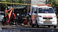 Bé gái 8 tuổi đi cùng 4 đối tượng đánh bom sở cảnh sát Indonesia