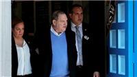 Tòa án Manhattan 'ra giá' mức bảo lãnh tại ngoại 'yêu dâu xanh' Harvey Weinstein tới 1 triệu USD