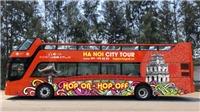 Ngày 30/5, 'siêu xe buýt hai tầng' chính thức lăn bánh tại Hà Nội