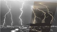 Làm sao để tránh bị sét đánh khi trời mưa giông?