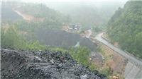 Quảng Ninh dừng dự án đường công vụ phục vụ xây chùa Hồ Thiên vì có dấu hiệu 'lợi dụng dự án để khai thác than'