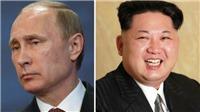 Còn quá sớm để bàn về cuộc gặp thượng đỉnh Nga-Triều