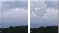 Nghi vấn vật thể bay không xác định 'lởn vởn' trên bầu trời nước Anh