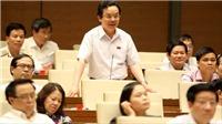 Đại biểu Quốc hội vẫn 'nhức nhối' với phần giải đáp BOT của Bộ trưởng GTVT Nguyễn Văn Thể