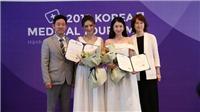 KTO công bố Đại sứ Du lịch Y tế Hàn Quốc