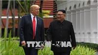 Tổng thống Donald Trump: 'Không còn phóng tên lửa, các con tin đã trở về nhà. Cảm ơn ông Chủ tịch Kim'