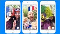 Facebook thêm chủ đề và hiệu ứng World Cup 2018 trên Messenger