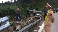 Kon Tum: Xe khách rơi xuống vực sâu trên đèo Lò Xo, 3 người chết, 18 người bị thương