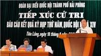 Thủ tướng Nguyễn Xuân Phúc: Phải lập lại trật tự, bảo đảm an ninh an toàn cho xã hội