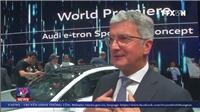 VIDEO Giám đốc hãng xe Audi bị cảnh sát bắt giữ