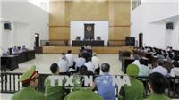 Hình ảnh phiên tòa xét xử phúc thẩm bị cáo Đinh La Thăng, Hà Văn Thắm vụ án PVN