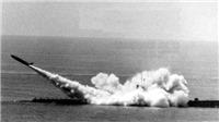 Tàu ngầm Mỹ dùng tên lửa hành trình 'bắn' thư giúp Bưu điện