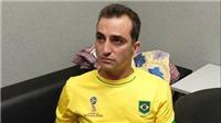 Cảnh sát Nga để gangster Brazil bị truy nã xem hết trận bóng World Cup rồi mới bắt giữ