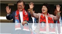 Tổng thống Moon Jae-in 'rủ' Triều Tiên đồng đăng cai VCK World Cup 2030