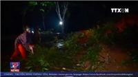 Tê liệt tuyến giao thông từ Lào Cai đi Sapa do mưa lũ
