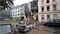 Nổ lớn tại một khu chung cư ở Đức, ít nhất 3 người đã thiệt mạng
