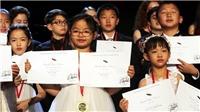 Bé gái Việt 7 tuổi giành giải nhất tại cuộc thi piano quốc tế ở New York