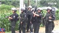 VIDEO Cuộc tấn công sào huyệt ma túy ở Lóng Luông, Sơn La