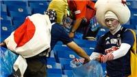 Nhìn từ đội tuyển Nhật tại World Cup 2018: Thua tại trận đấu, thắng ở lòng người