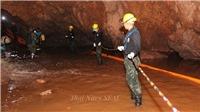Cận cảnh đặc nhiệm SEAL Thái Lan vào hang sâu cứu đội bóng thiếu niên