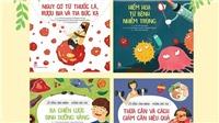 Bộ sách hữu ích 'Lối sống lành mạnh – Phòng ung thư'