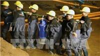 Giải cứu đội bóng thiếu niên Thái Lan: Chạy đua với thần chết khoan hơn 100 lỗ thoát hiểm trên hang