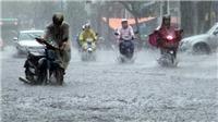 Miền Bắc trời oi bức, miền Trung, Tây Nguyên và Nam Bộ có mưa rất to