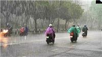 Ảnh hưởng của hoàn lưu vùng áp thấp, Bắc Bộ có mưa to đến rất to trong 2 ngày 25 và 26/7