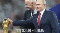 Nga 'xử gọn' 25 triệu vụ tấn công mạng dịp World Cup 2018