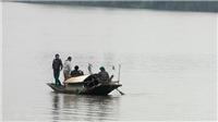 Mưa lớn, hai người mất tích khi đang đánh cá trên sông Lam