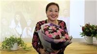 Nghệ sĩ Hồng Nga làm liveshow ở tuổi 73