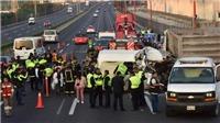 Tai nạn đường bộ thảm khốc tại Mexico