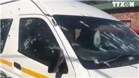 11 tài xế taxi bị bắn chết sau đám tang đồng nghiệp tại Nam Phi