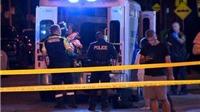 Xả súng khiến nhiều người trúng đạn tại Canada, hung thủ đã bị tiêu diệt