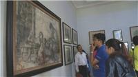 'Làng hội họa Cổ Đô' lần đầu tổ chức Festival 'vẽ về làng'