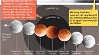 Nguyệt thực toàn phần dài nhất thế kỷ: Có thể nhìn thấy cả những miệng núi lửa trên Mặt trăng