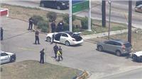 Mỹ: Xả súng trên đường phố ở thành phố Dallas