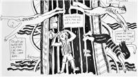 Họa sĩ Phạm Tô Chiêm: Phải cởi mở thì biếm họa mới khởi sắc